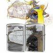 Photo4: Final Fantasy Zippo Amano Yoshitaka Collection No.04 Armor Case Japan Limited (4)